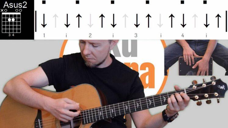 kurs gry na gitarze akustycznej