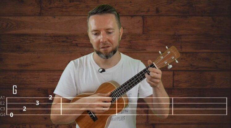 kurs gry na ukulele online od podstaw