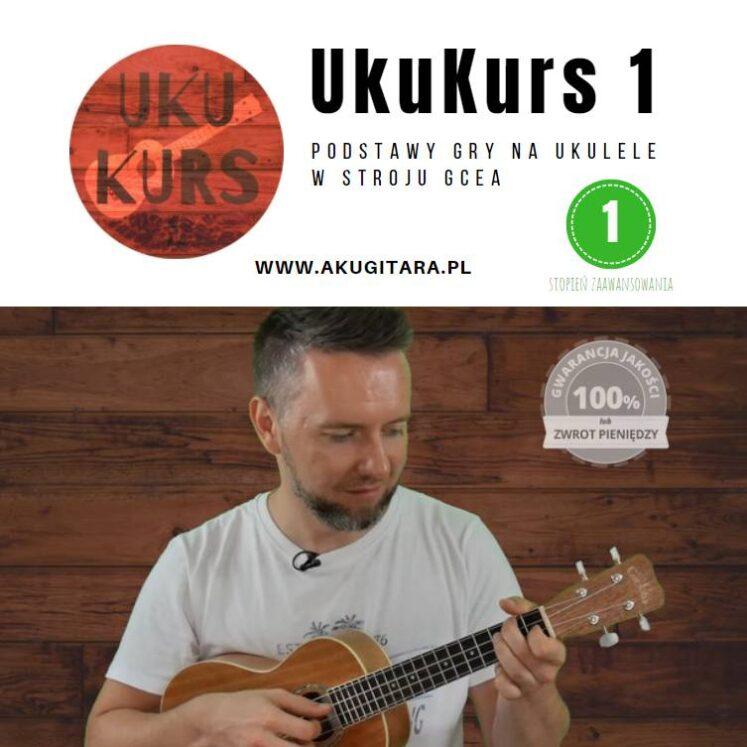Kurs online - nauka gry na ukulele od podstaw