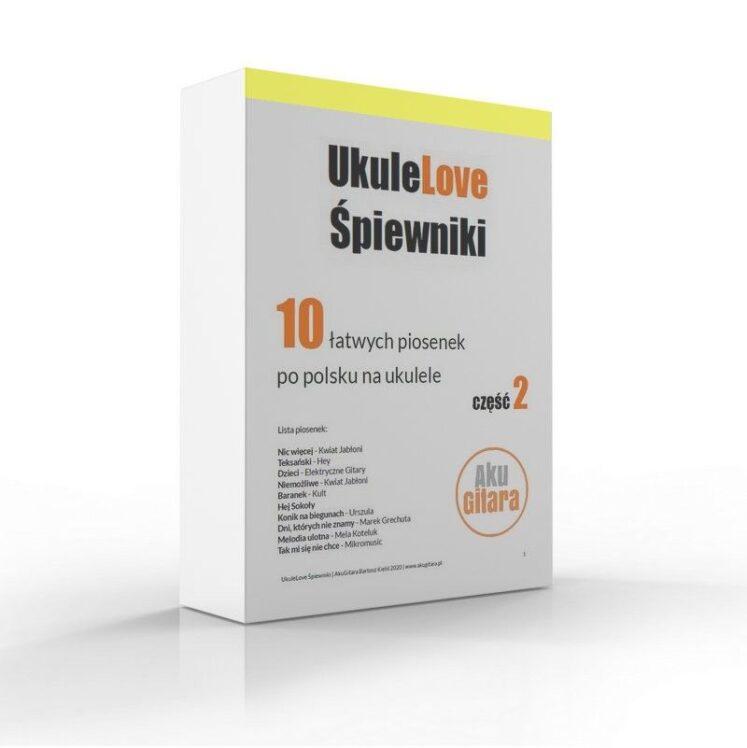 śpiewnik ukulele pdf 2
