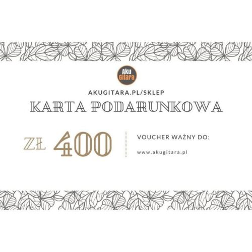voucher 400 akugitara