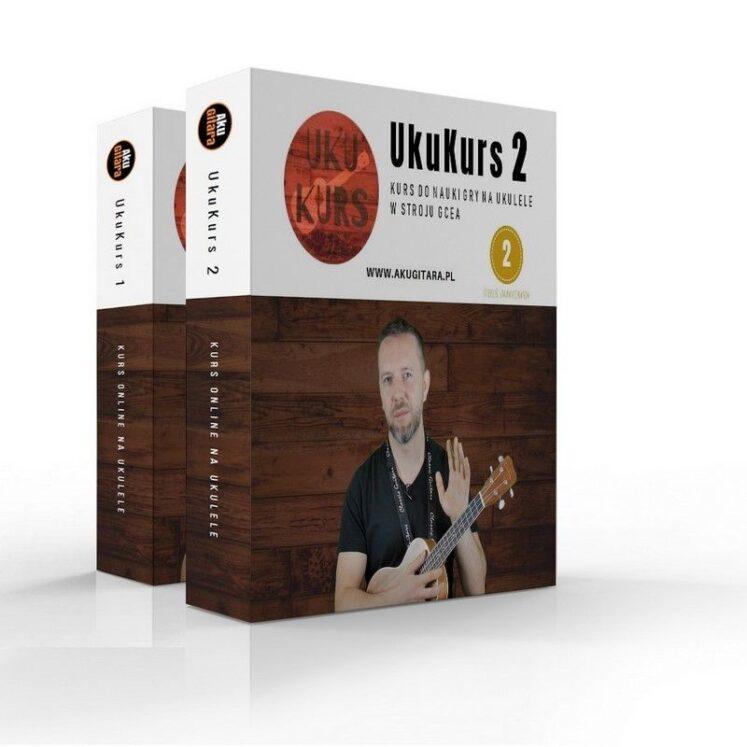 kurs online ukulele - pakiet